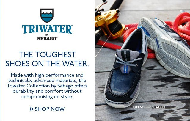 Triwater by Sebago