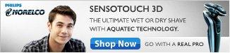 Norelco Sensotouch 3D