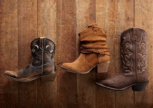 Music Festival Chic: Rugged Boots