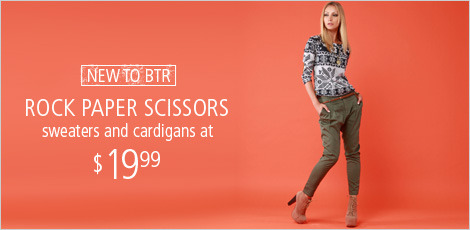 Rock Paper Scissors for Women