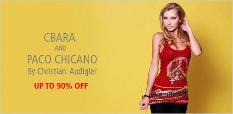 CBARA and Paco Chicano by Christina Audigier for Ladies