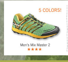 Men's Mix Master 2