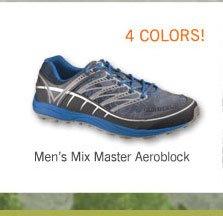 Men's Mix Master Aeroblock