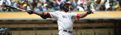 David Ortiz Soars Into The Record Books With 400th Career Home Run