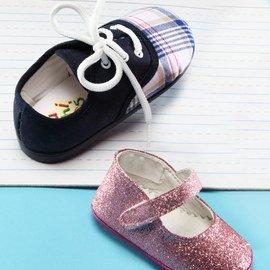 Hop, Skip & Jump: Kids' Footwear