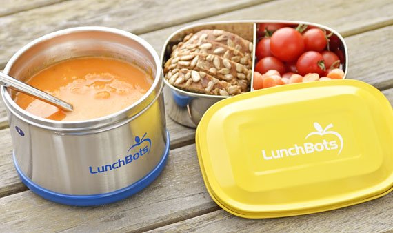 LunchBots: Back to School Basics    -- Visit Event