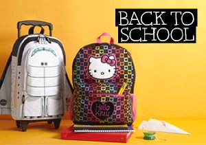 Back to School: Backpacks for Toddlers