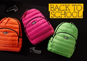 Back to School: Mojo Backpacks