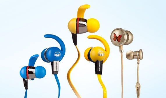Monster Headphones -- Visit Event
