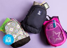 First-Day-Back Essentials: Backpacks for Kids