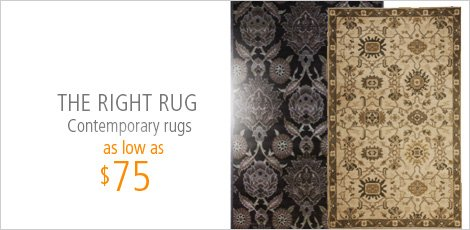 The Right Rug