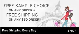 FREE SAMPLE CHOICE