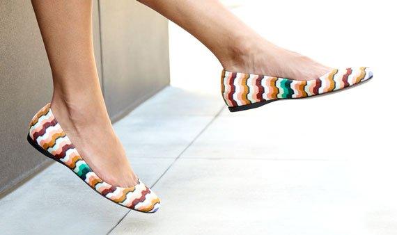 Missoni Shoes -- Visit Event