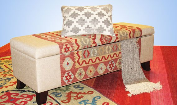 Loominary: Authentic Kilims and Pillows -- Visit Event