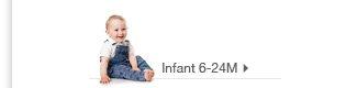 Infantr 6-24M