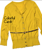 Colorful Cardi