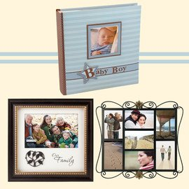 Picture Perfect: Frames & Albums