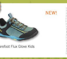 Barefoot Flux Glove Kids