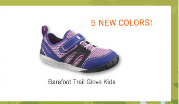 Barefoot Trail Glove Kids