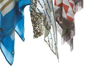 Summer Scarves: Prints, Graphics & More