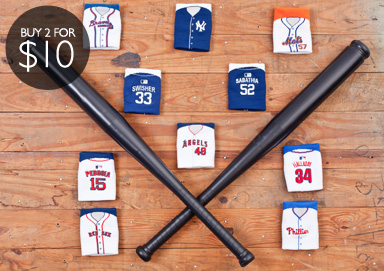 Shop MLB + NBA Fan Gear