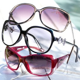 Eye on Design: Women's Sunglasses