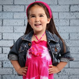Over the Rainbow: Girls' Apparel