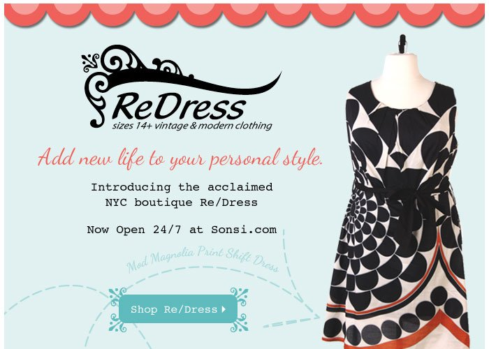 ReDress: Add new life to your personal style
