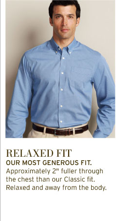 Shop Relaxed Fit Shirts