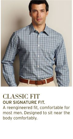 Shop Classic Fit Shirts
