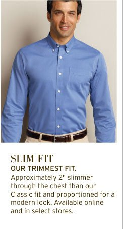 Shop Slim Fit Shirts