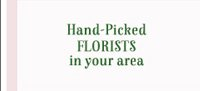 Hand-Picked Florists in your area