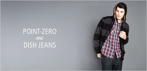 Point-Zero and Dish Jeans