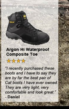 Argon HI Waterproof Composite Toe