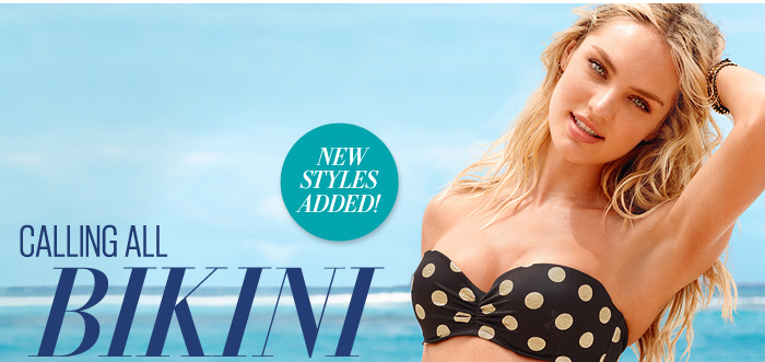 CALLING ALL BIKINI LOVERS...