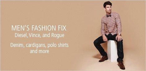 Men's Fashion Fix