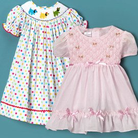 Sweetly Smocked Collection