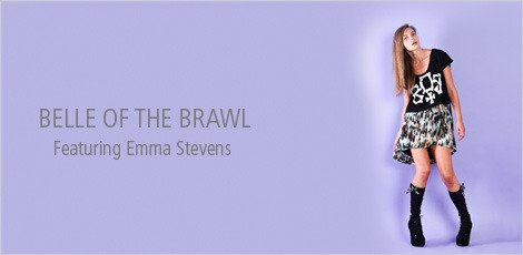 Belle of the Brawl ft Emma Stevens for Ladies