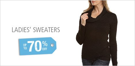 Ladies' Sweaters