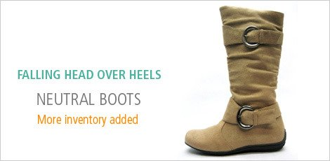 Neutral Boots