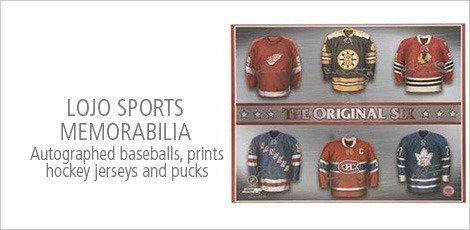Lojo Sports Memorabilia
