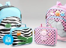 D&N Kids' Backpacks, Suitcases, & Lunch Bags