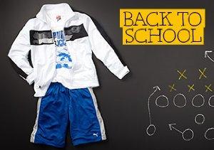 Back to School: Puma Athletic Styles