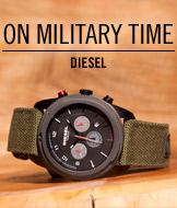 On Military Time. Diesel.