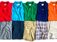 Weekend Uniform: Men's Shorts & Polos