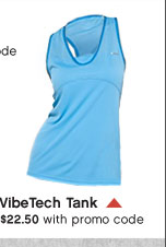 VibeTech Tank $22.50 with promo code