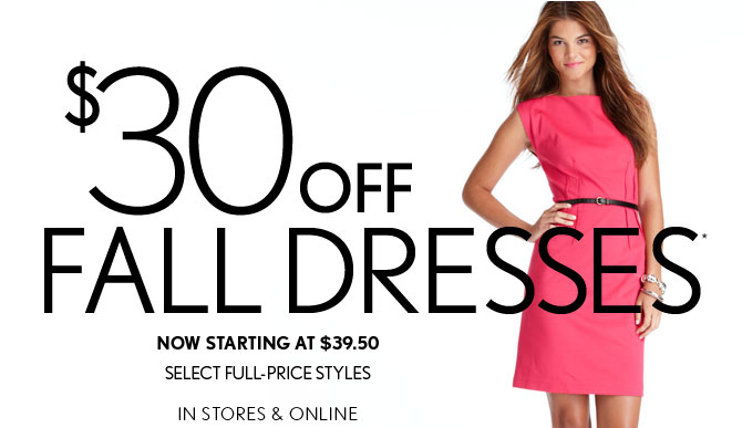 $30 OFF