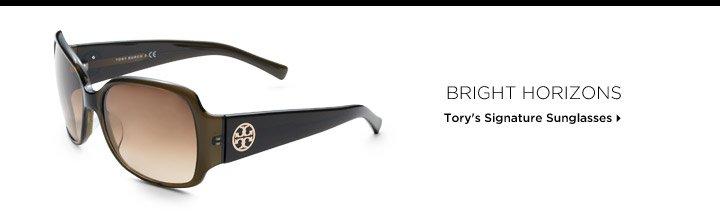 Tory's Signature Sunglasses
