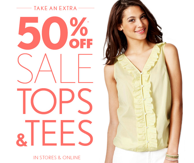 TAKE AN EXTRA 