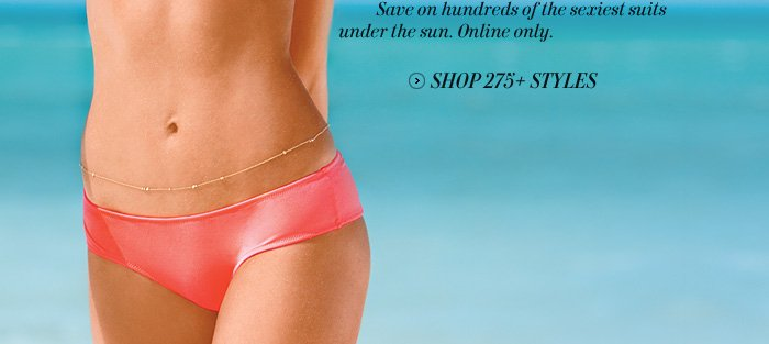 SWIM SALE 25%-50% OFF